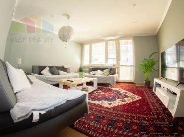 Na predaj 5-izbový byt + balkón, 109 m², Robotnícka ulica, Nové Mesto