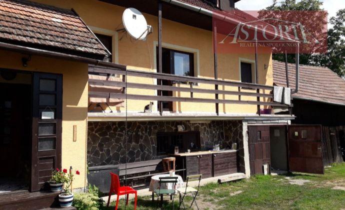 Rodinný dom na predaj Slovenské Pravno