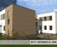 TOP Realitka –  EXKLUZÍVNE! BYT A, Najhľadanejšia lokalita, v rámci Vrakune a Podunajských Biskupíc! 4X - 3 izbové veľkometrážne byty, uzavretý areál, parking, loggia, ticho a zeleň – Estónska ul. - P