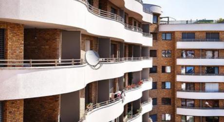 Prenájom 2 izbového bytu v bytovom dome Gaudí na Bazovej ul. voľný od 15.08.2020
