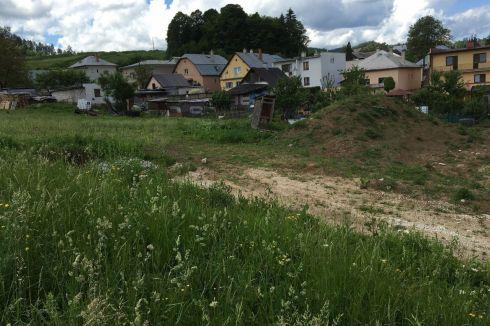 Stavebný pozemok L.Lúčka - exkluzívne