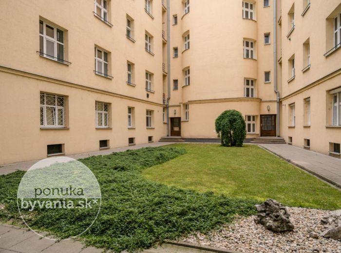 DOSTOJEVSKÉHO RAD, 4,5-i byt, 150 m2 – úplné CENTRUM, Dunaj a Eurovea na skok, vlastný KOTOL, tehla