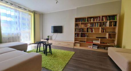 Veľký 2-izbový byt na Poštovej ulici