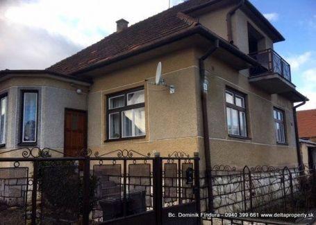 DELTA - Priestranný rodinný dom na predaj Spišský Štiavnik