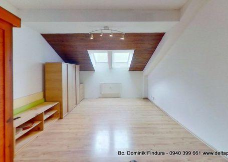 DELTA - 2-izbový byt na predaj Poprad - Starý Juh