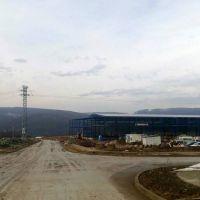 Komerčná zóna, Haniska, 55412 m²