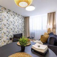 2 izbový byt, Košice-Staré Mesto, 39 m², Novostavba