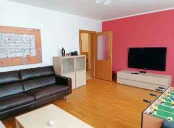 BA III. 4 izbový zariadený byt pri VIVO na Vajnorskej ulici