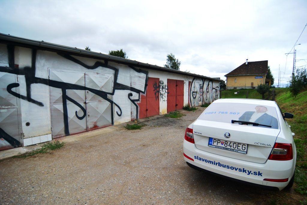 PREDANÉ garáž Smižany, okres Spišská Nová Ves - 1