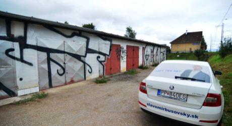 Na predaj garáž, Smižany, ulica Sládkovičova