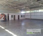 Na prenájom moderný sklad-novostavba o výmere 373m2,  parkovanie, TOP lokalita Bratislava-N.Mesto.