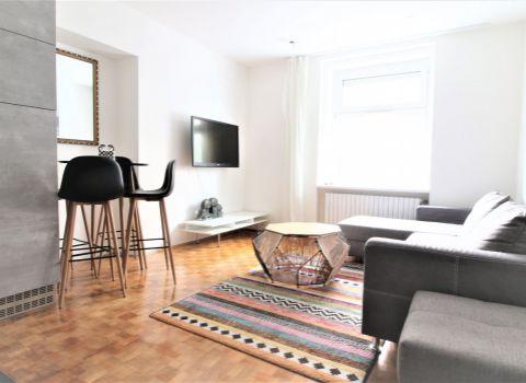 PRENAJATÝ - Na prenájom nádherne zariadený 2 izbový byt v centre mesta v blízkosti OC Centrál