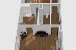 2 izbový byt - Bratislava-Karlova Ves - Fotografia 5