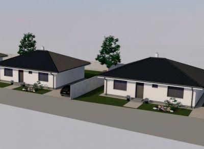 Kvalitný 4-izbový bungalov s atypickými prvkami v interiéry