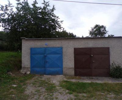 Na predaj garáž 20 m2 Handlová 70101