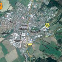 Komerčná zóna, Prievidza, 3700 m²