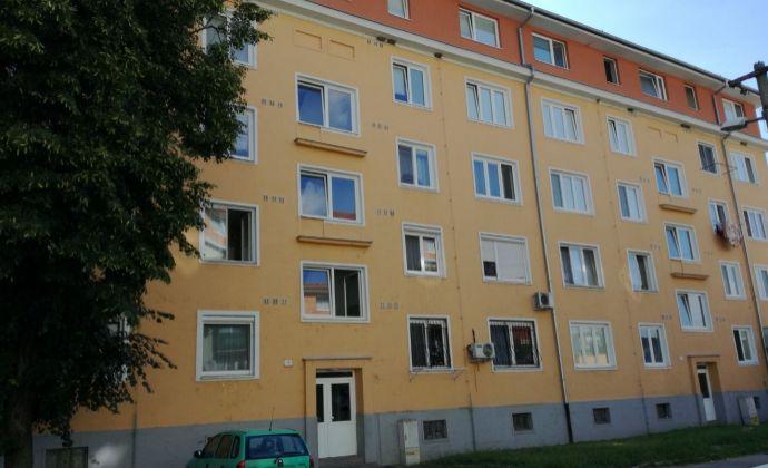 Predaj-2 izbový byt ,Dunajská Streda,Kukučinova ul.