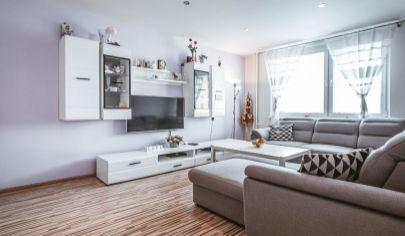 3 izbový zariadený byt na predaj - Senica