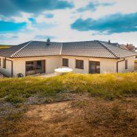 Rodinný dom, Popudinské Močidľany, 163 m², Novostavba