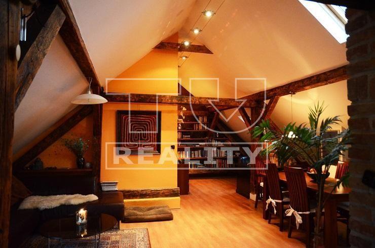 5-izbový a viac...-Predaj-Bratislava - mestská časť Staré Mesto-595000.00 €