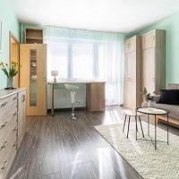 1 izbový byt, Košice-Západ, 39 m², Kompletná rekonštrukcia