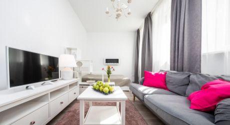 NA PRENÁJOM útulný 1 i byt v novostavbe na Podunajskej ulici