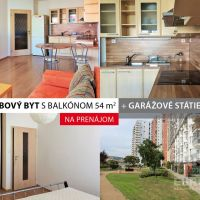 2 izbový byt, Bratislava-Ružinov, 54 m², Novostavba