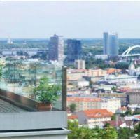 2 izbový byt, Bratislava-Nové Mesto, 78 m², Novostavba