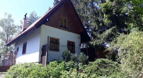 Kuchárek-real:  Ponúkame na predaj chatu Zlatá Hora-Lamač.