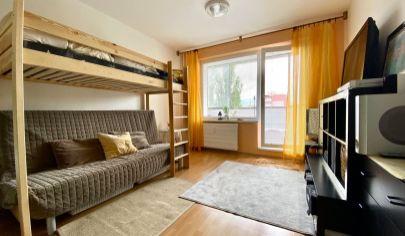 1izbový byt s loggiou Vlčince II.