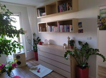 Na predaj 1 iz.byt, 2 x lóggia, 37 m2, Žilina - Vlčince