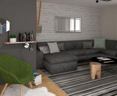 Na predaj 3 izbový byt 98 m2 v novostavbe v Prievidzi 70103