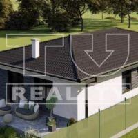Rodinný dom, Dolný Kalník, 118 m², Novostavba