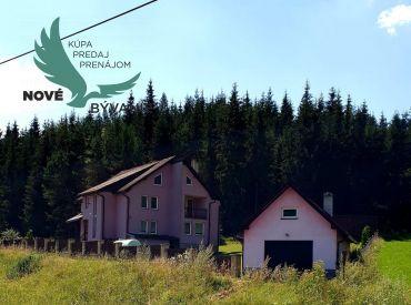 Krásny dom na Horehroní Exkluzívne