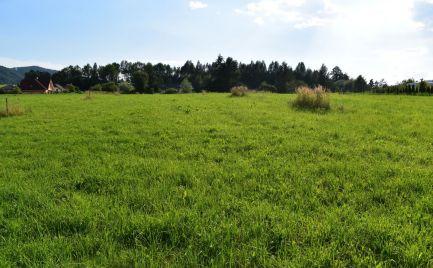 Na predaj krásny rovinatý pozemok nachádzajúci sa v obci Radoľa