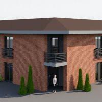 3 izbový byt, Pezinok, 112.76 m², Vo výstavbe