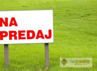 2976 Na predaj stavebný pozemok v Nesvadoch