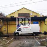 Na prenájom skladový objekt na Starej Vajnorskej v BA III - Nové mesto