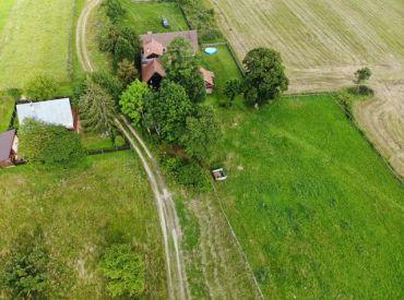 Predaj slnečného, výhľadového rekreačného pozemku 1834m2 v Novej Bystrici, cena 49518Eur