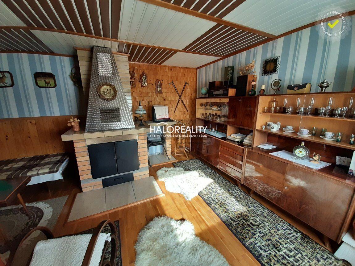 Rekreačná chata-Predaj-Horné Srnie-36 500 €