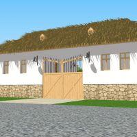 Rodinný dom, Hontianske Tesáre, 60 m², Pôvodný stav