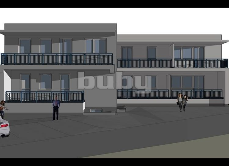 Nové 1 a 2 izb. byty Martin - Podháj