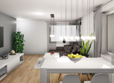 Max2 : 2 izbový byt v novostavbe, Byty MAXIM - Martin - Podháj