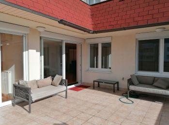 BA IV. 4 izbový byt na prenajom s velkou terasou na ul. H. Melickovej