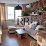 Slnečný 2-izbový byt na Jégého ulici v Ružinove
