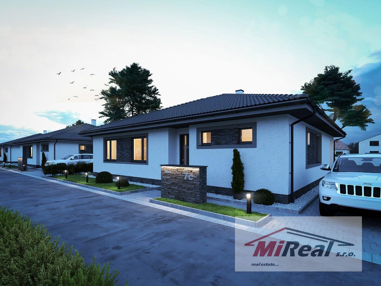 Rodinný dom-Predaj-Michalovce-1 €