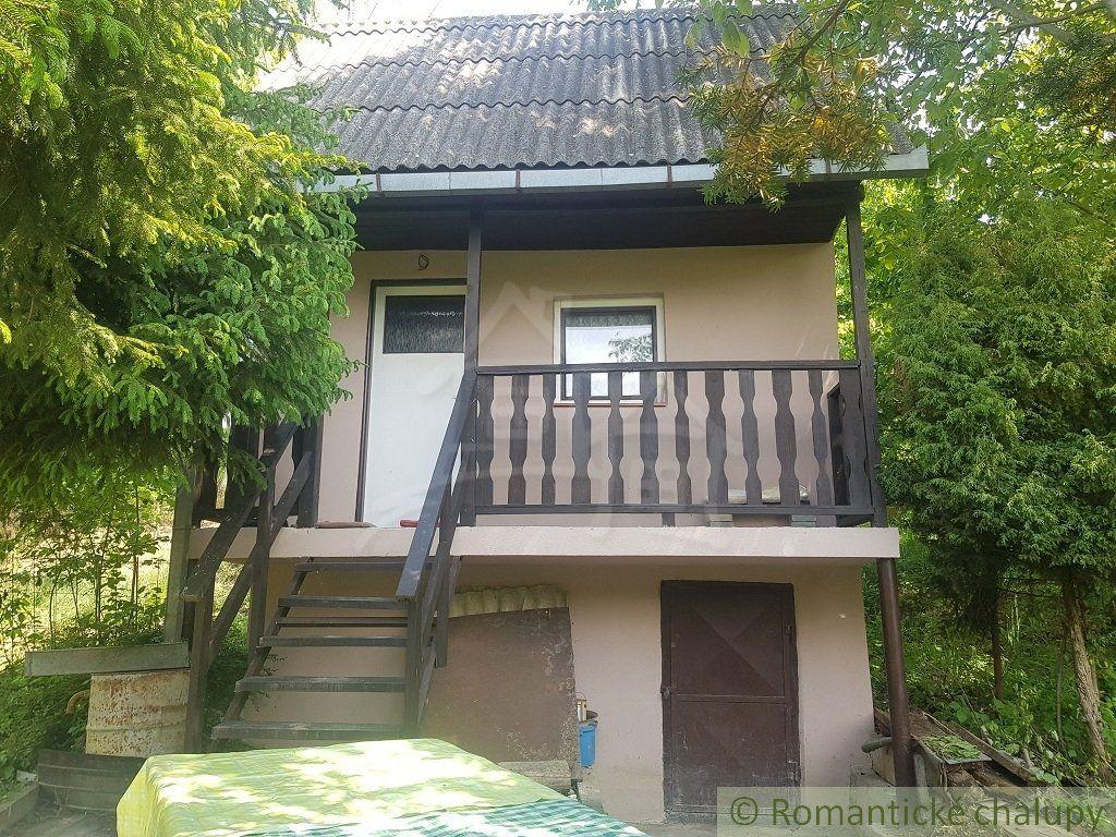 Rekreačná chata-Predaj-Šintava-29 500 €
