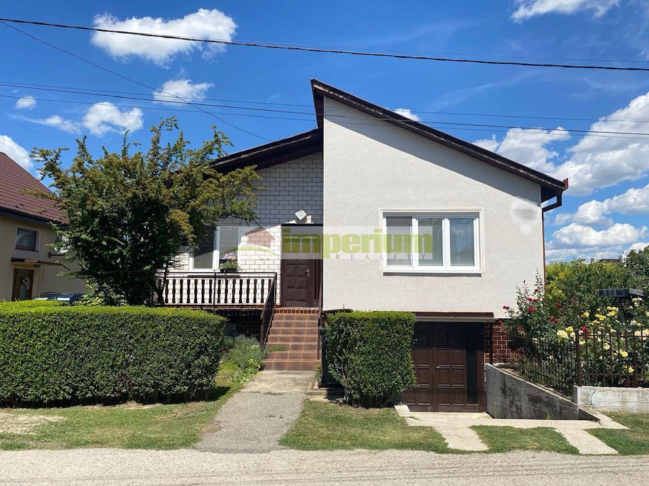 Rodinný dom-Predaj-Gabčíkovo-113 800 €
