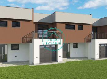 Na predaj novostavba rodinného domu v lukratívnej časti mesta