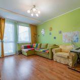 3 izbový byt na Exnárovej ulici v Ružinove s bezproblémovým parkovaním